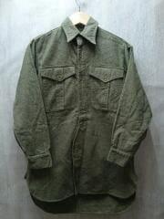 1951s/イギリス軍/パラシュートシャツ/ウール/KHK