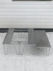 囲炉裏テーブル テーブル/SLV