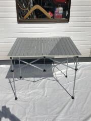 170-7639 テーブル イージーロール2ステージテーブル/110 170-7639/SLV