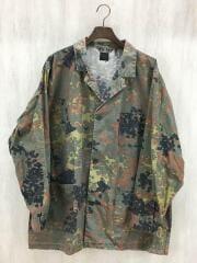 DOT CAMO PAJAMA SHIRT/ミリタリージャケット/3/コットン/マルチカラー/カモフラ