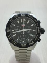 タグホイヤー/クォーツ腕時計・フォーミュラ1クロノグラフ43MM/アナログ/FORMULA1  タキメーター