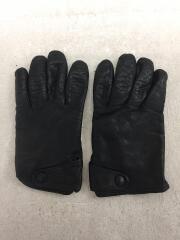 手袋/レザー/BLK/ヴェルサーチェ