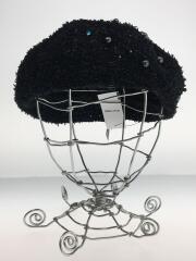 STEPHEN JONES/ベレー帽/--/BLK