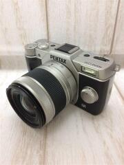 デジタル一眼カメラ PENTAX Q10 ダブルズームキット [シルバー]