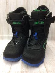 スノーボードブーツ/UK7.5/シューレース/BLK