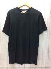 Tシャツ/2/コットン/BLK