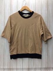 Tシャツ/2/コットン/BEG