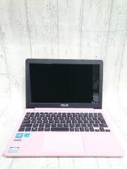 ノートパソコン ASUS VivoBook E203NA E203NA-464P [ペタルピンク]