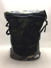 カモフラリュック/ナイロン/GRN/カモフラ/17SS/Wateroof Backpack