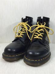 ドクターマーチン/ブーツ/42/BLK/レザー/1460/8ホールブーツ