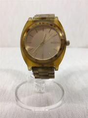 ニクソン/クォーツ腕時計/アナログ/--/GLD/BEG/A327 1423