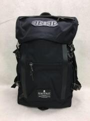 CHASE DOUBLE LINE BACKPACK/リュック/PVC/BLK/3106-10107