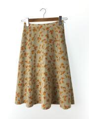 スカート/36/ポリエステル/GLD/パンジーファイユスカート/H5S43-145-40