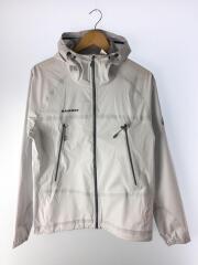 Masao Light HS Hooded Jacket/ナイロンジャケット/S/ナイロン/WHT/1010-2710