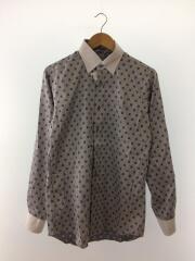 LORDSON/タグ付/フォーマル/ドレス/長袖シャツ/--/コットン/GRY