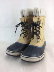 WATERPROOF/タグ付/ブーツ/27cm/YLW/ナイロン/NM1440-373