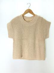 セーター(厚手)/FREE/コットン/IVO/アイボリー