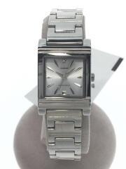クォーツ腕時計/LTP-1237/1330/アナログ/ステンレス/SLV/SLV