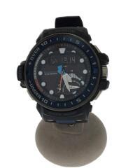 ソーラー腕時計・G-SHOCK/デジアナ/ラバー/BLK/BLK/電波 GULFMASTER Quad Senso ガルフマスター  GWN-Q1000MC-1A2JF