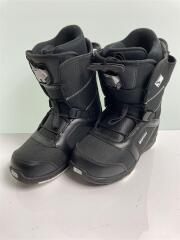 スノーボードブーツ/23cm/シューレース/BLK