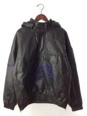 19AW WEEK14/×NIKE/Leather Anorakレザージャケット・ブルゾン/L/牛革/