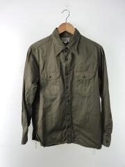 HERRINGBONE WORK SHIRT/ワークシャツ/長袖シャツ/BR26081/
