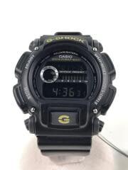 G-SHOCK/DW-9052/クォーツ腕時計/デジタル/--/BLK