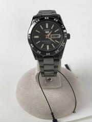 4207-01w0/クォーツ腕時計/デジタル/ステンレス/SLV/SLV