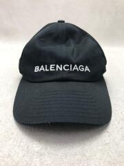 バレンシアガ/キャップ/--/コットン/BLK/452245