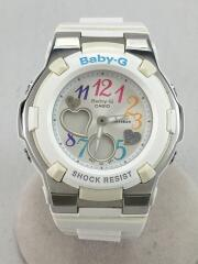 クォーツ腕時計・Baby-G/デジアナ/カシオ