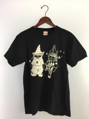 シュプリーム/Tシャツ/S/コットン/ブラック/Dolls Tee/16AW