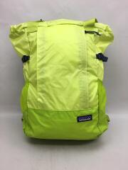 パタゴニア/リュック/ナイロン/グリーン/Lightweight Travel Tote Pack/22L