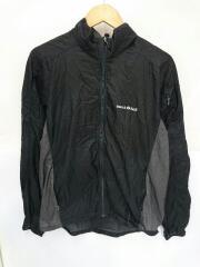 ナイロンジャケット/M/ナイロン/ブラック/モンベル/1103219/U.L.ストレッチウィンドジャケット