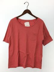 エルエルビーン/Tシャツ/L/コットン/RED