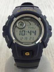 カシオ/クォーツ腕時計/デジタル/ラバー/GRY/BLK