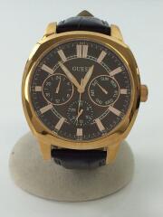 ゲス/クォーツ腕時計/アナログ/BRW/BRW/W0660G1