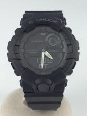腕時計/デジアナ/ラバー/BLK/BLK