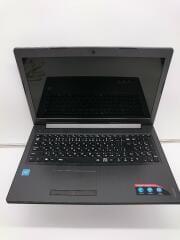 ideapad 310 80TT001KJP [エボニーブラック]/Celeron/4GB/HDD500GB
