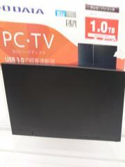 外付け ハードディスク HDCL-UT1.0KC [ブラック]