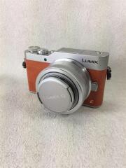 デジタル一眼カメラ LUMIX DC-GF9W-D ダブルレンズキット [オレンジ]