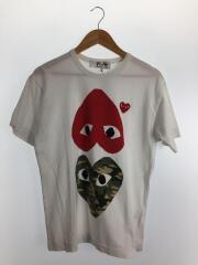 Tシャツ/L/コットン/WHT/AZ-T248/18SS