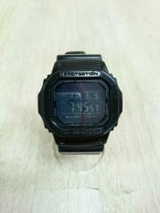 ソーラー腕時計・G-SHOCK/デジタル/BLK/ヨゴレ有/Gショック/カシオ/GW-M5610BB