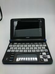 カシオ/電子辞書/エクスワード/XU6000/ネイビーxブラック