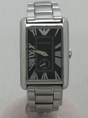クォーツ腕時計/アナログ/ステンレス/AR-1638