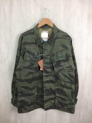 20SS/SOUTHERNMOST BUSH JACKET/XL/SKY SOLDIER 173RD-A/カーキ