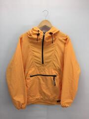 アノラックパーカー/80S/S/ナイロン/オレンジ
