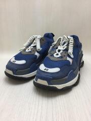 TRIPLE S/スニーカー/533878/40/ブルー