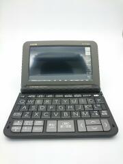 カシオ/電子辞書/XD-JTZ6000/ブラック