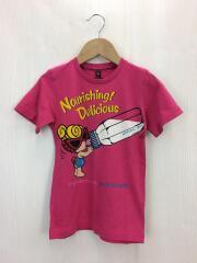 ヒステリイクミニ/Tシャツ/120cm/コットン/PNK/ピンク