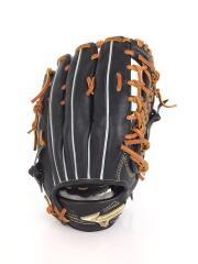1AJGR22417 グローブ/右利き用/グローバルエリート/BLK/外野手用/野球用品